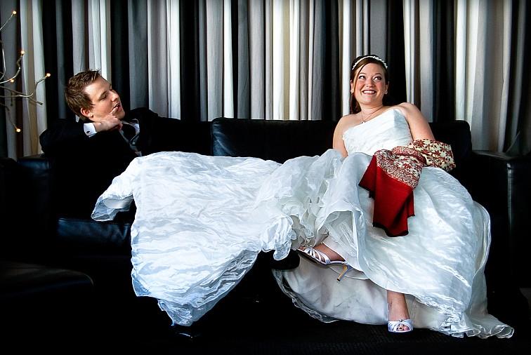 Phil and Jessica in Tacoma, Washington.
